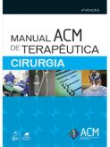 E-book - Manual ACM de Terapeutica - Cirurgia