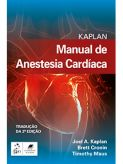Kaplan Manual de Anestesia Cardiaca